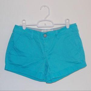 Aeropostale Midi Twill Shorts